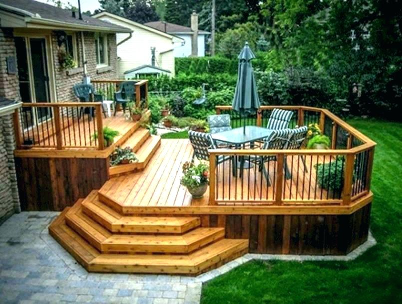 Decks and stairs services in Los Angeles- Denali Builders CA on Wood Deck Ideas For Backyard id=56752